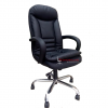 Doble-Cojin-silla-presidencial-cuerina-cuero-acolchada-oficina-clasica-tecnosillas-palacios-1-logo